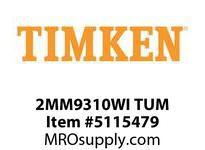 TIMKEN 2MM9310WI TUM Ball P4S Super Precision