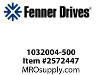 Fenner Drives 1032004-500 1/8 X 500FT URETHANE BELT