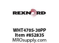 REXNORD WHT4705-30PP WHT4705-30 PP ROD WHT4705 30 INCH WIDE MATTOP CHAIN W