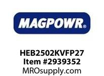 MagPowr HEB2502KVFP27 HEB-250 PNEUMATIC BRAKE