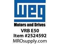 WEG VRB E50 SURG VAR 130-250VAC/180-300VDC Contactors