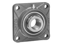 IPTCI Bearing UCF203-17MM BORE DIAMETER: 17 MILLIMETER HOUSING: 4 BOLT FLANGE LOCKING: SET SCREW