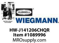 WIEGMANN HW-J141206CHQR JICSHQRGRAY13.53X11.55X5.94