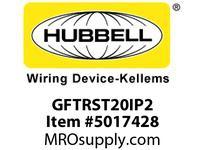 HBL_WDK GFTRST20IP2 20A COM TR ST LEADED STR GFR IV BULK