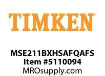 TIMKEN MSE211BXHSAFQAFS Split CRB Housed Unit Assembly
