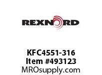 KFC4551-316 FLANG BLK KFC4551-316 5806764