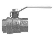 MRO 943206 1 1/2 CSA FULL PORT BALL VALVE