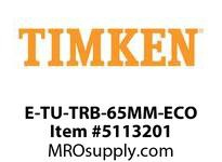 TIMKEN E-TU-TRB-65MM-ECO TRB Pillow Block Assembly