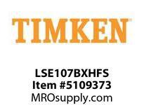 TIMKEN LSE107BXHFS Split CRB Housed Unit Assembly