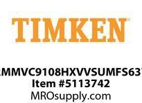 TIMKEN 2MMVC9108HXVVSUMFS637 Ball High Speed Super Precision