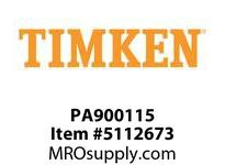 TIMKEN PA900115 Power Lubricator or Accessory