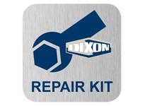 "DIXON 2V-BRKIT 140031-2 1/4"" H-STYLE BRASS REPAIR KIT"