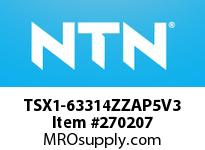NTN TSX1-63314ZZAP5V3 PRECISION BALL BRG