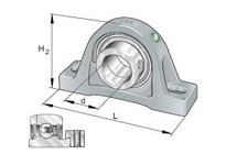 INA PASE2 Pillow block unit