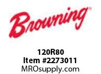 Browning 120R80 SPLIT TAPER BUSH SPKTS-900