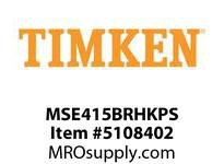 TIMKEN MSE415BRHKPS Split CRB Housed Unit Assembly