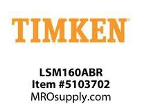 TIMKEN LSM160ABR Split CRB Housed Unit Component
