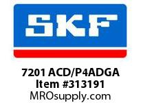 SKF-Bearing 7201 ACD/P4ADGA