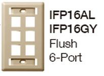 HBL-WDK IFP16AL PLATE WALLFLUSH1-G6PORTAL