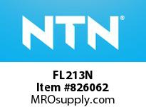 NTN FL213N Bearing Units - Cast Housing