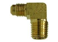 MRO 10298B 1/2 X 1/4 BS M FLARE X MIP ELB