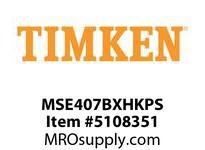 TIMKEN MSE407BXHKPS Split CRB Housed Unit Assembly