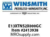 WINSMITH E13XTNS2X000GC E13XTNS 60 LR WORM GEAR REDUCER