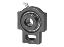 IPTCI NAT207-23-L3 Take Up Unit Eccentric Locking Collar Wide Slot Bore Dia. 1 7/16^^ Wide Inner Race Insert Triple