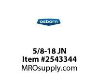 Osborn 5/8-18 JN Load Runner