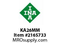 INA KA26MM Closing plug