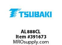 US Tsubaki AL888CL AL888 CLEVIS LINK COTTER