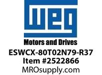 WEG ESWCX-80T02N79-R37 XP FVNR 30HP/460 N79 230/120V Panels