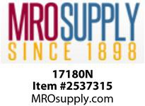 MRO 17180N 1/4 X 1/4 COMPXMIP WHT NYLN ADPT (Package of 4)