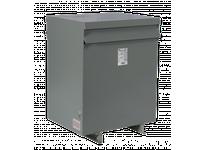 HPS DM040KD DRIVE 3PH 40KVA 480-240 AL Drive Isolation Transformers