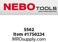 NEBO 5562 CSI Tac11 LED Flashlight w/Green LE