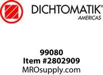 Dichtomatic 99080 STAINLESS STEEL SHAFT SLEEVE SHAFT SLEEVE