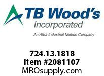 TBWOODS 724.13.1818 MULTI-BEAM 13 4MM--4MM