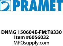 DNMG 150604E-FM:T8330