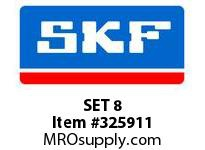 SKF-Bearing SET 8