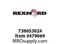REXNORD 140328 730053024 5 HCB 303SS 0.7500 BORE