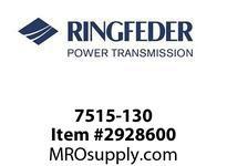 Ringfeder 7515-130 70 X 110 RFN 7515 Locking assembly
