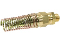 DIXON 68RBSG-0606 AIR BRAKE HOSE END MALE W/ SPRING