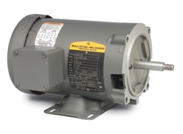 CJM3155 2HP, 3450RPM, 3PH, 60HZ, 56J, 3430M, OPEN, F1