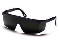Pyramex SB450SF Black Frame/5.0 IR Filter Lens