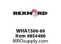 REXNORD WHA1506-60 WHA1506-60 WHA1506 60 INCH WIDE MATTOP CHAIN W