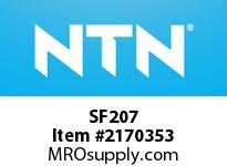 NTN SF207 Stainless Housing