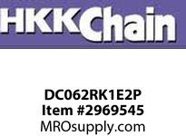 """HKKDC062RK1E2P 80-2 OFF LINK 1"""" pitch double"""