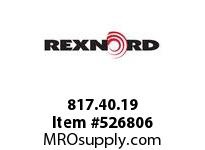 REXNORD 817.40.19 FG 1000 XLG 850MM 152672