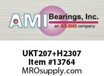 AMI UKT207+H2307 30MM NORMAL WIDE ADAPTER TAKE-UP
