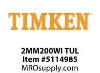 TIMKEN 2MM200WI TUL Ball P4S Super Precision
